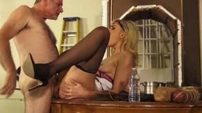 Порно видео куни старики