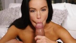Секс с порнозвёздами от первого лица